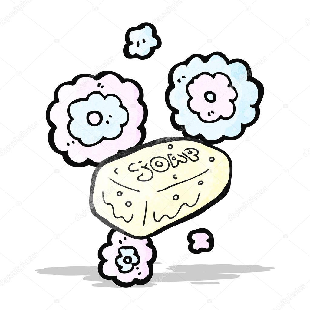 1024x1024 Cartoon Bar Of Soap Stock Vector Lineartestpilot