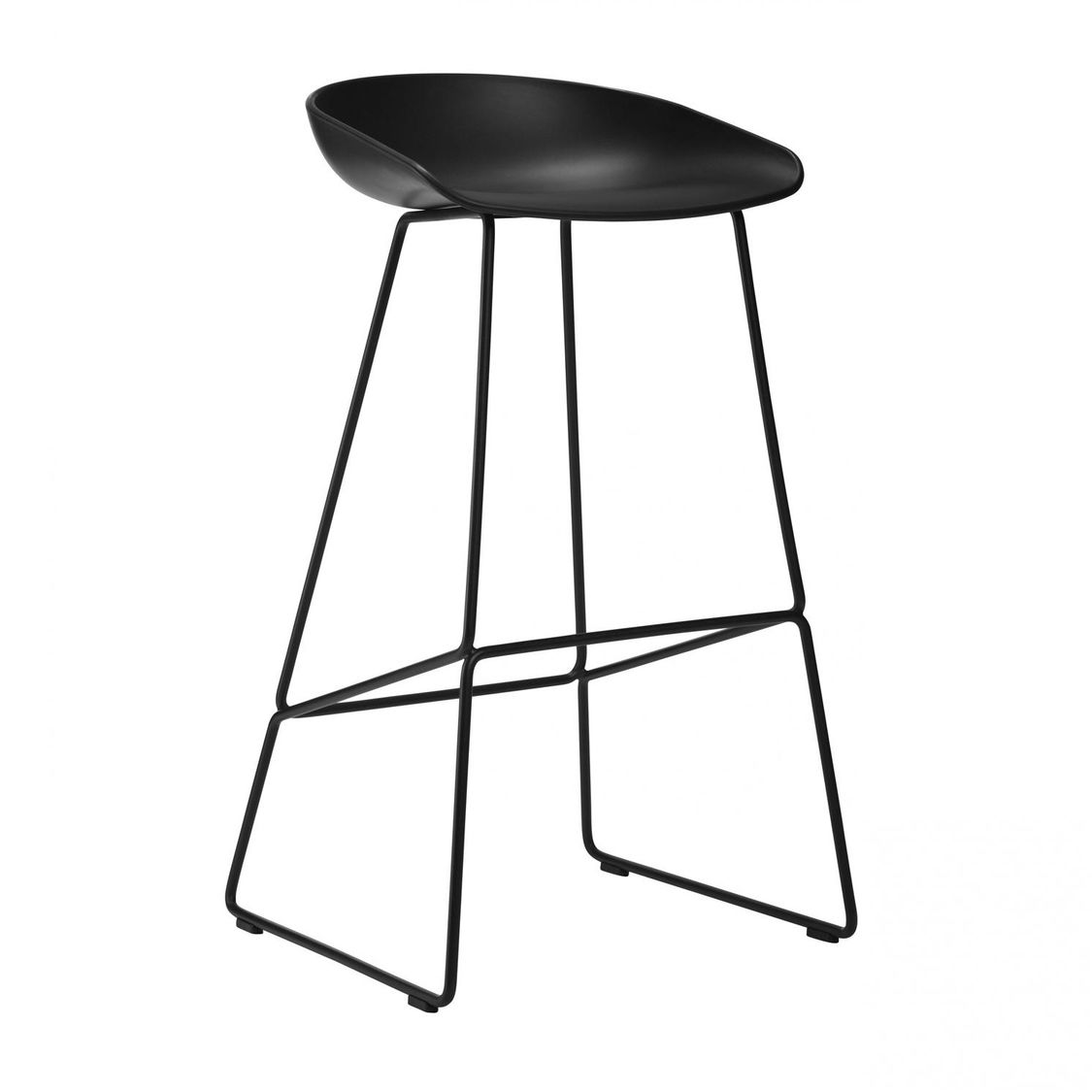 1125x1125 About A Stool Aas38 Bar Stool 65cm Hay