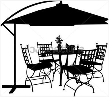 379x337 Patio Bar With Umbrella Correctly Erm Csd