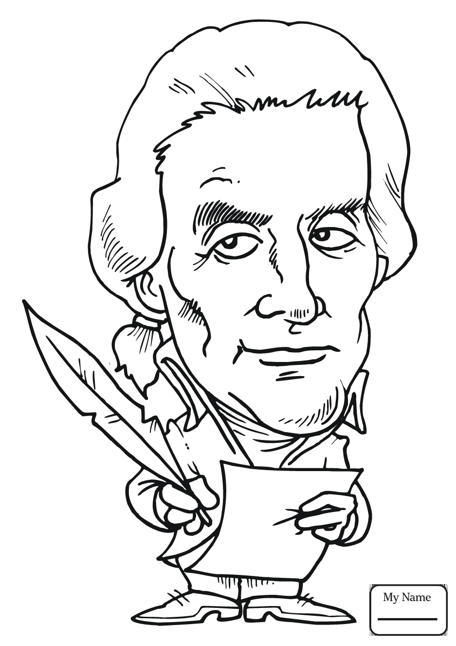 937x1326 Coloring Pages For Kids Barack Obama The President Of The Usa