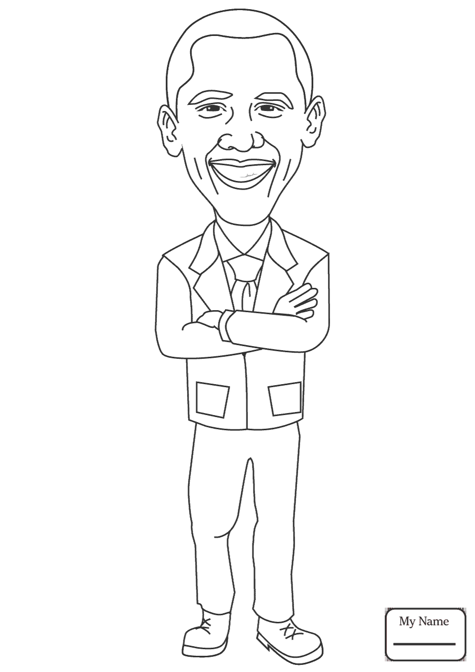 937x1326 Politicians Barack Obama The President Of The Usa People Coloring