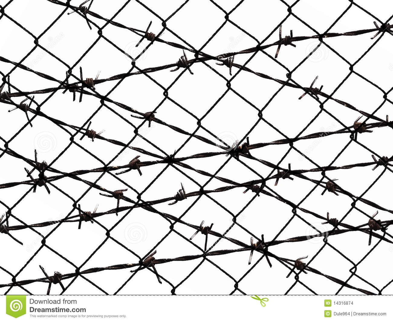 Barbed Wire Drawing at GetDrawings.com | Free for personal use ...