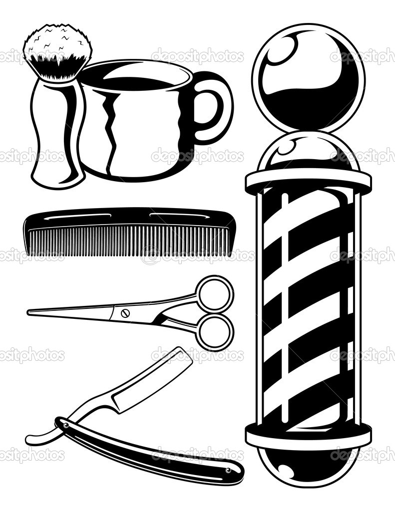 791x1024 Barber Pole Colouring Pages Stuff Pinterest Tattoo