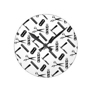 324x324 Barber Pole Clocks High Quality, Barber Pole Wall Clocks Of High