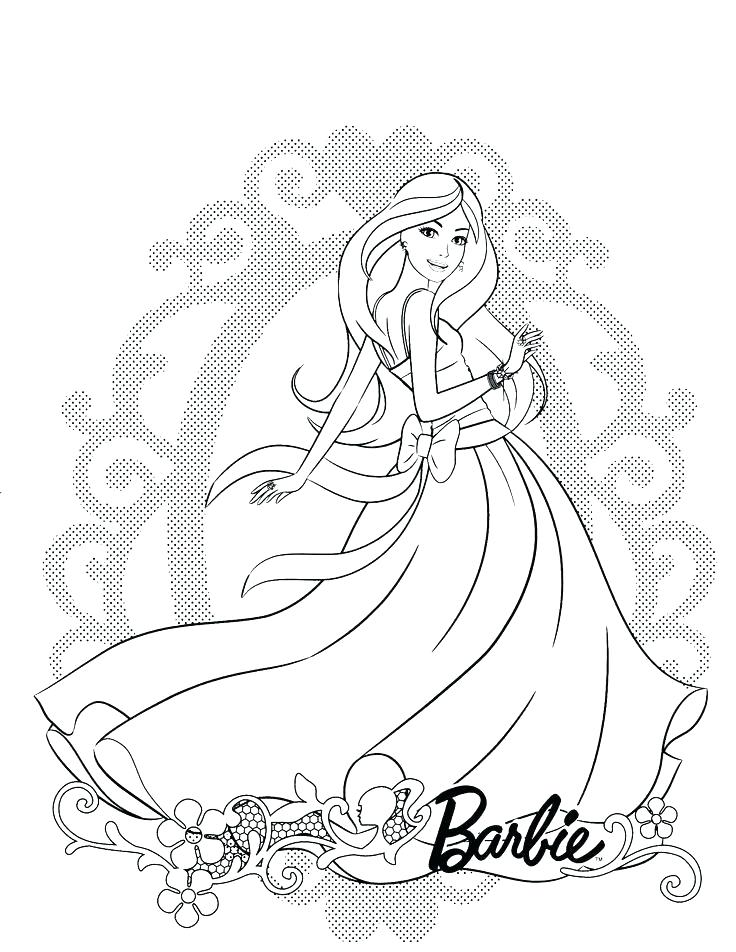 736x952 Barbie Doll Pictures To Color Amazing Drawing Barbie Doll Coloring