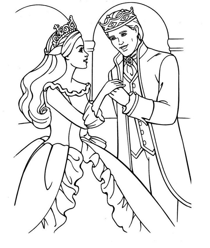 720x850 Barbie Coloring Pages To Print For Free 90 Best Malebog Barbie