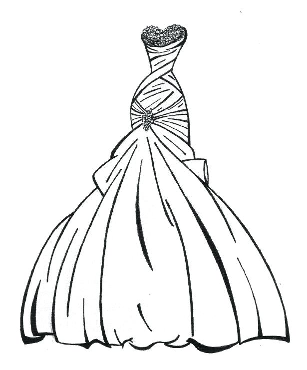 615x741 Fashion Coloring Pages To Print Medium Size Of Coloring Book