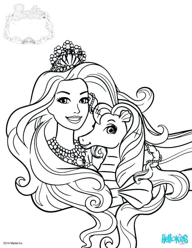 618x799 Barbie Games Coloring Tangled Barbie Coloring Games To Play