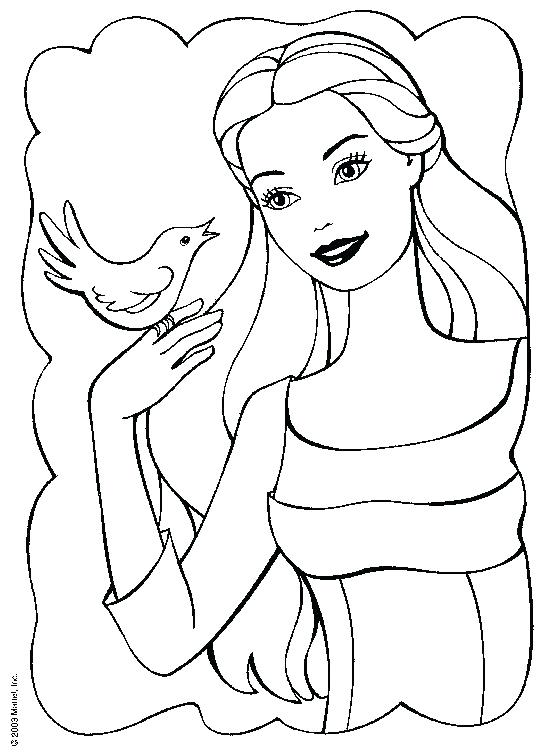 556x754 Barbie Coloring Pages Game Barbie Coloring Pages Barbie Coloring