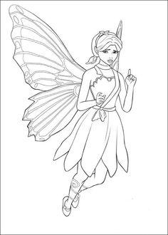236x330 Drawn Barbie Sketch