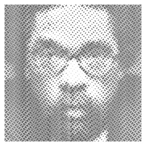 300x300 Barcode Cornel West By Scott Blake