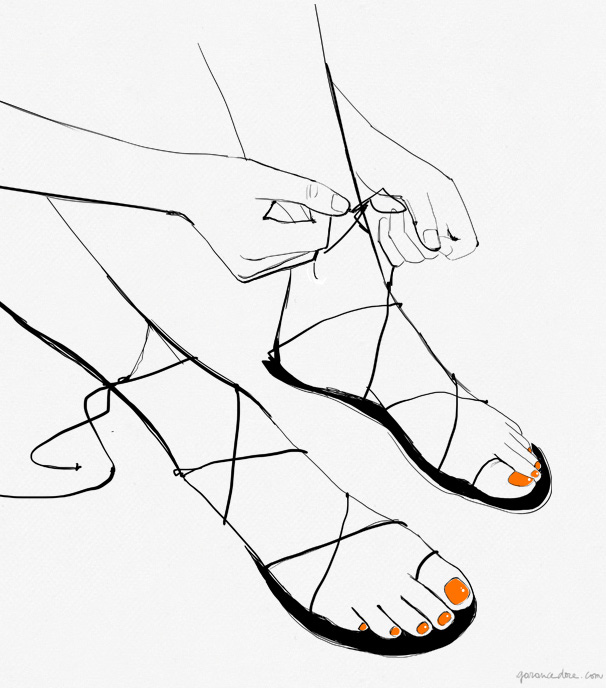 606x688 Feet Freak, Greek Sandal, Bare Feet, Summer Sandal, Sandal, Summer