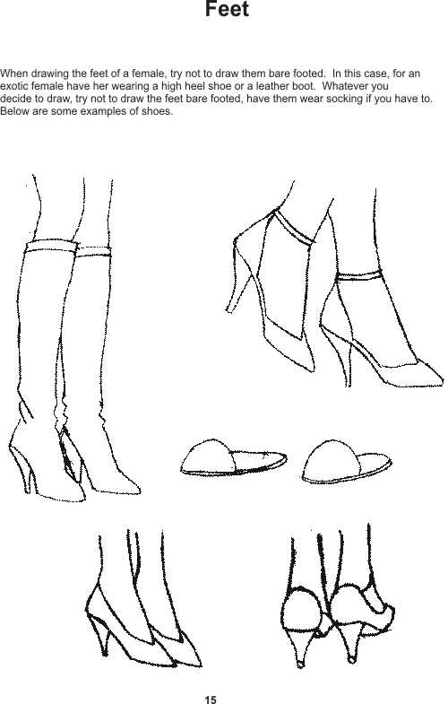 Bare Feet Drawing at GetDrawings.com | Free for personal ...
