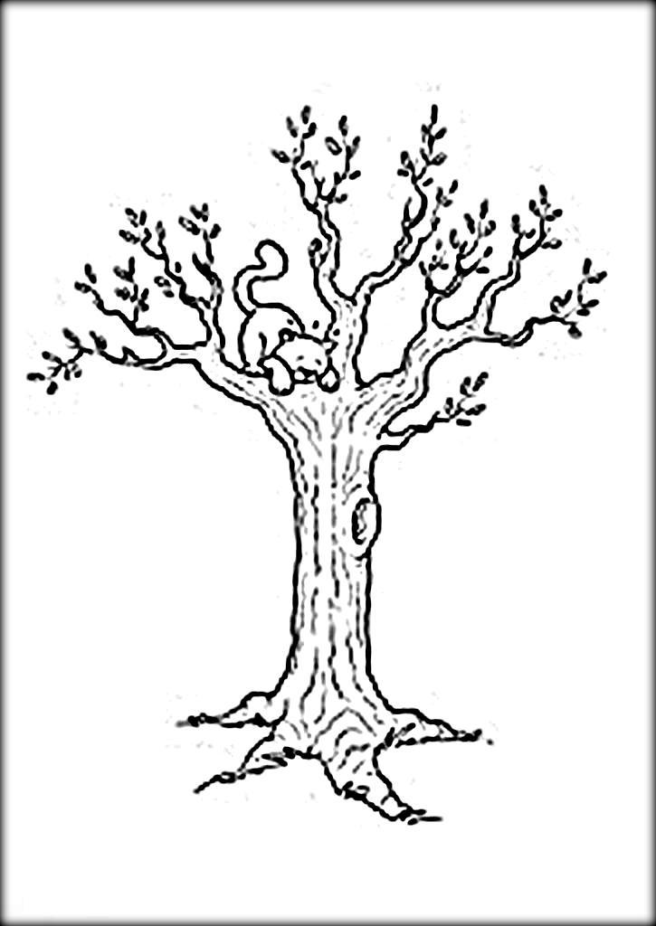 Bare Trees Drawing at GetDrawings.com | Free for personal use Bare ...