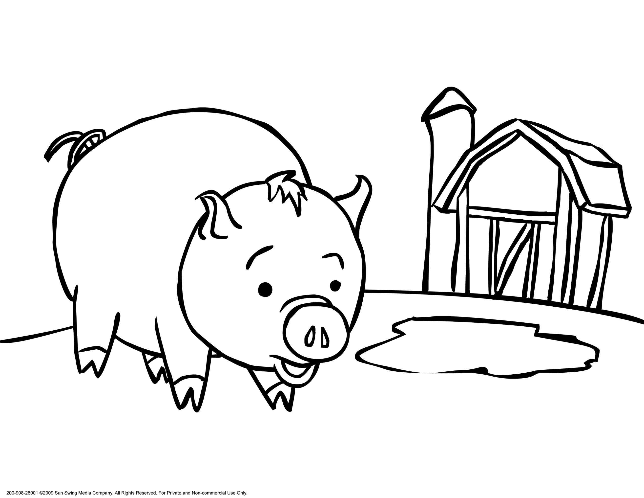 2607x2014 More About Barn With Animals Drawing Update