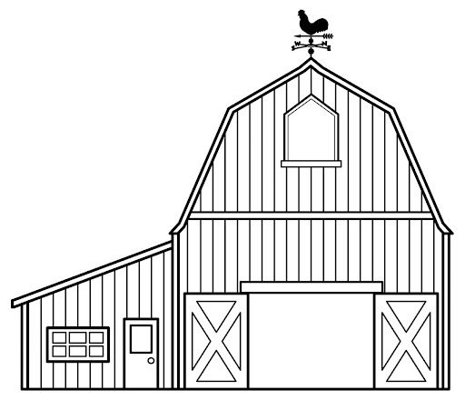 512x440 Old Barn Clip Art Memes Pictures Crafts And Projects