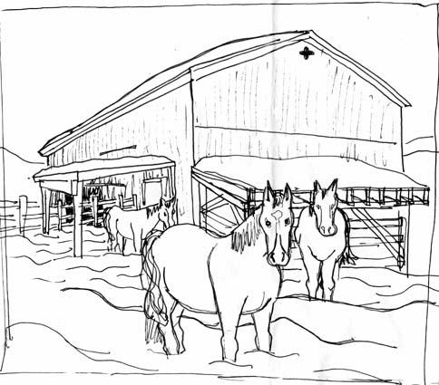 484x425 Barns