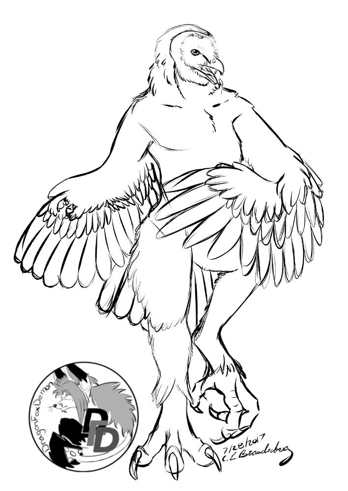 708x1000 Commission Tf Barn Owl Weasyl