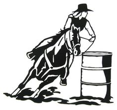 236x223 Barrel Racing Horse Coloring Pages