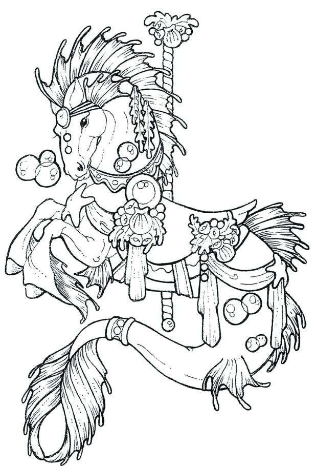 618x909 Barrel Racing Coloring Pages Coloring Pages Advanced Carousel