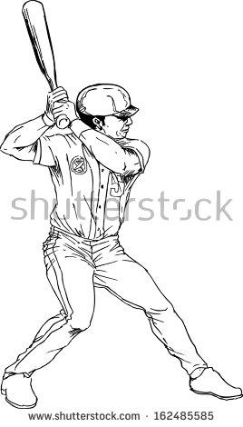 268x470 Drawn Baseball