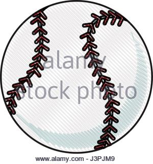 300x320 Drawing Volleyball Ball Sport Competition Element Stock Vector Art