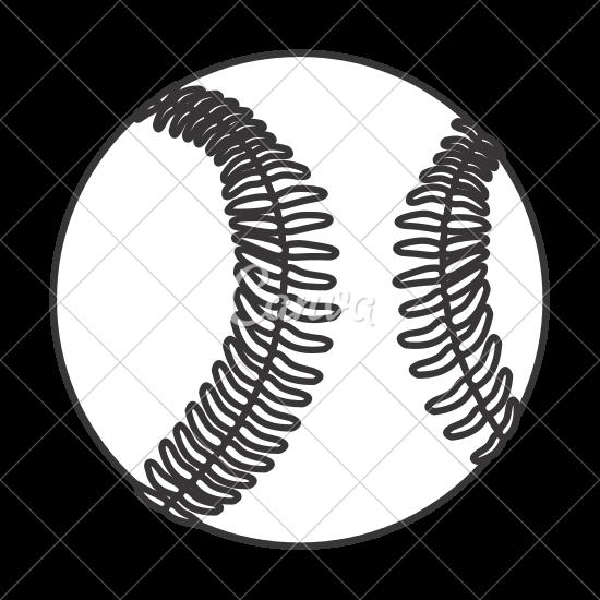 550x550 Baseball Ball