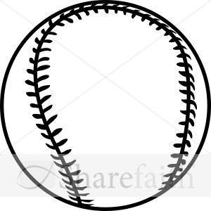 baseball ball drawing at getdrawings com free for personal use rh getdrawings com basketball clipart black and white baseball cap clipart black and white