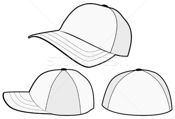 baseball cap drawing at free for personal use baseball cap drawing of your choice. Black Bedroom Furniture Sets. Home Design Ideas
