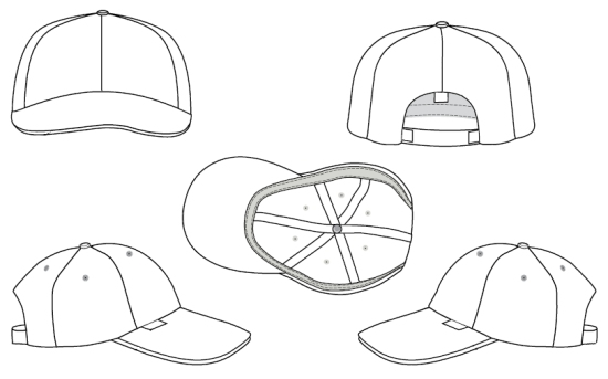 baseball caps drawing at getdrawings com free for personal use