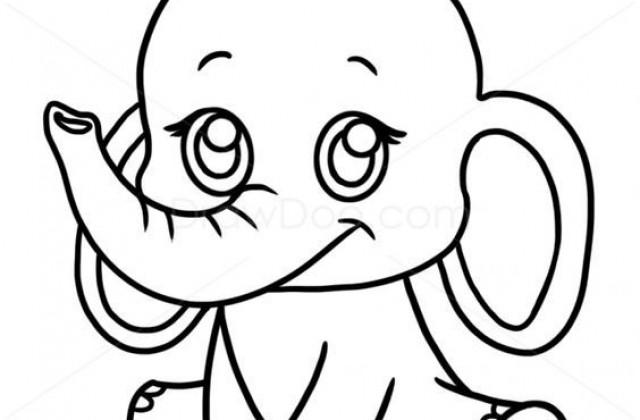 640x420 Basic Drawing Stuff Draw Anime Drawings Easy Elephant
