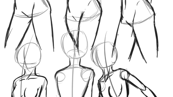 570x320 Basic Anime Drawing Here's The Anime Anatomy A Basic To Drawing