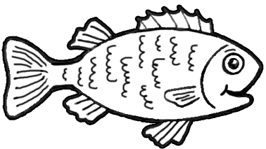 378x213 How To Draw Cartoon Fish Step By Step Drawing Lesson