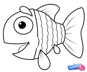 300x249 How To Draw How To Draw A Cute Fish