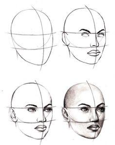 Basic Portrait Drawing