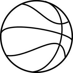 236x235 Free Printable Basketball Court Basketball For Kids