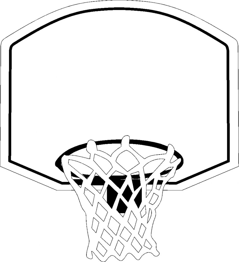936x1024 Basketball Hoop Picture