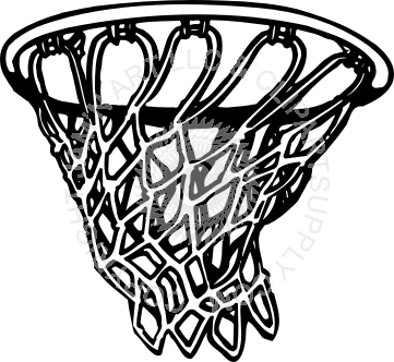 361x332 Home Design Plan Basketball Net Drawing