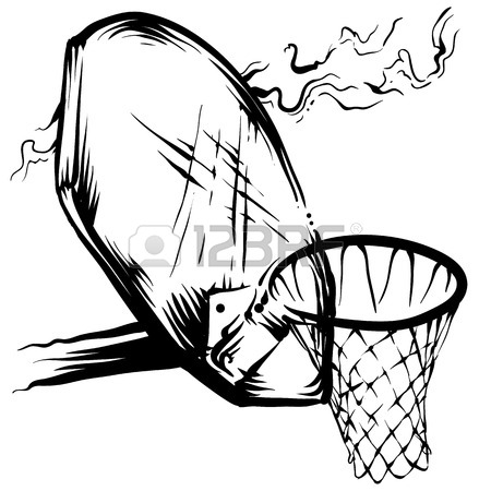 450x450 515 Basketball Rim Cliparts, Stock Vector And Royalty Free