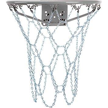 355x355 Franklin Galvanized Steel Chain Basketball Hoop Net