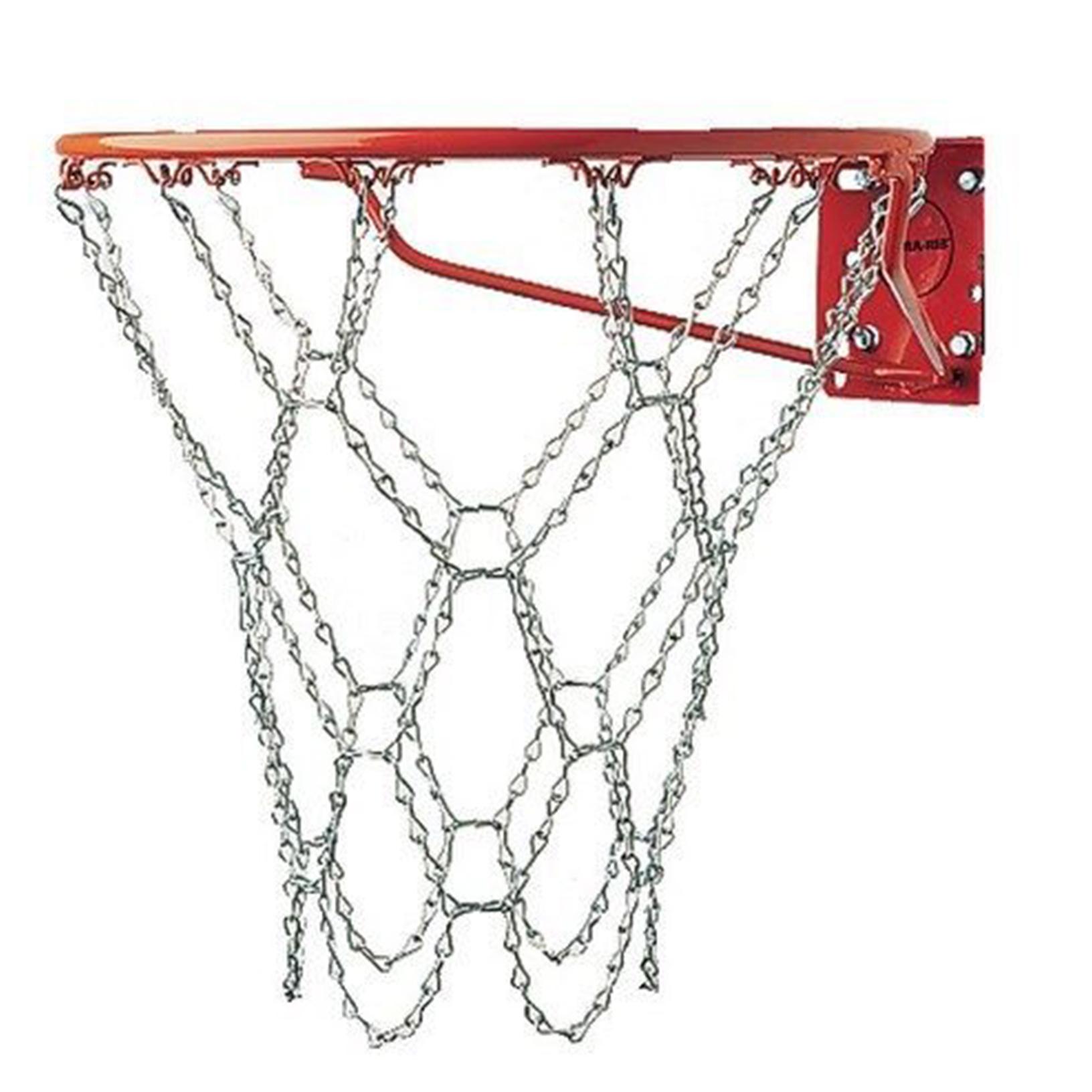1632x1632 Olympia Sports Steel Chain Basketball Nets