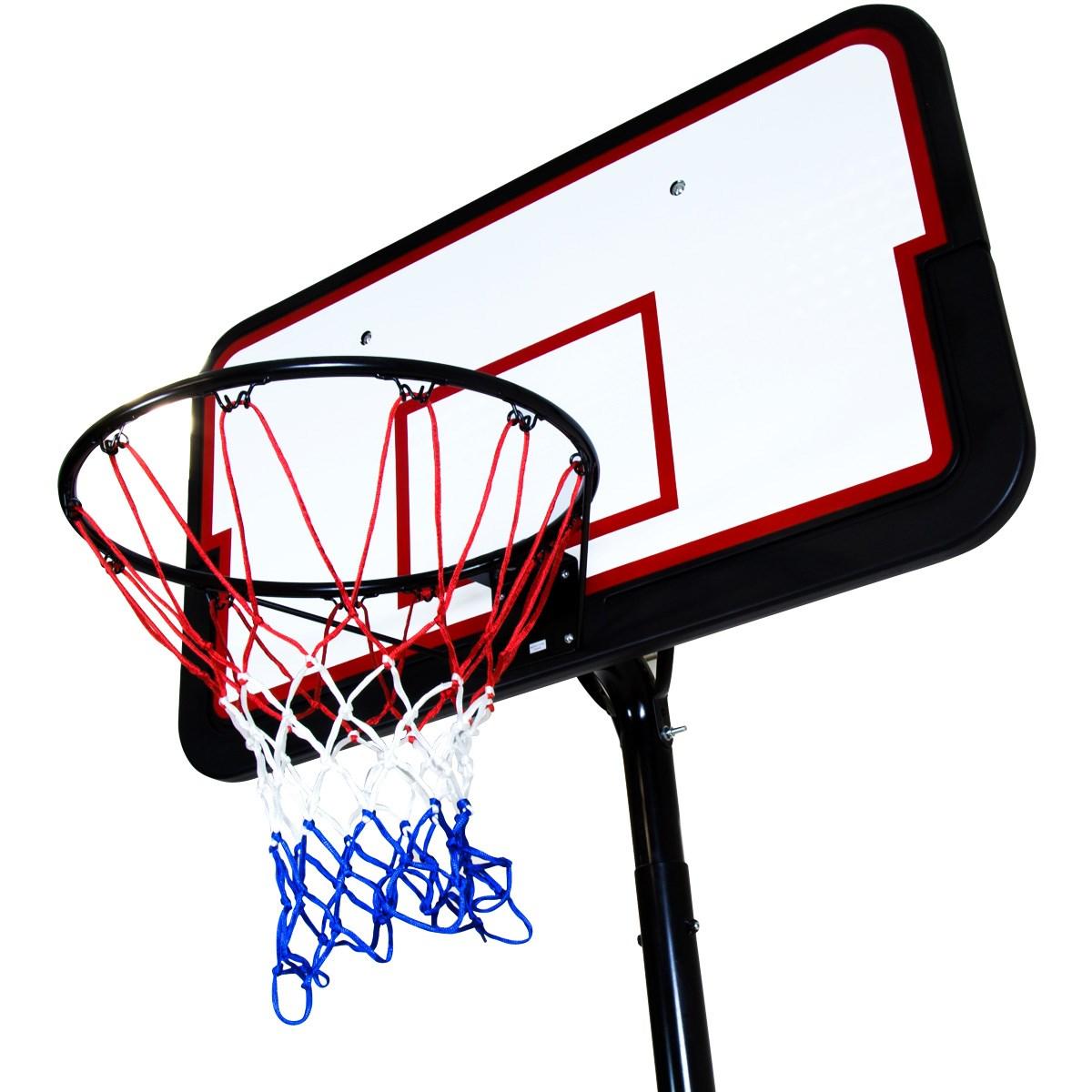 1200x1200 Adjustable Full Size Basketball Net Mount Free