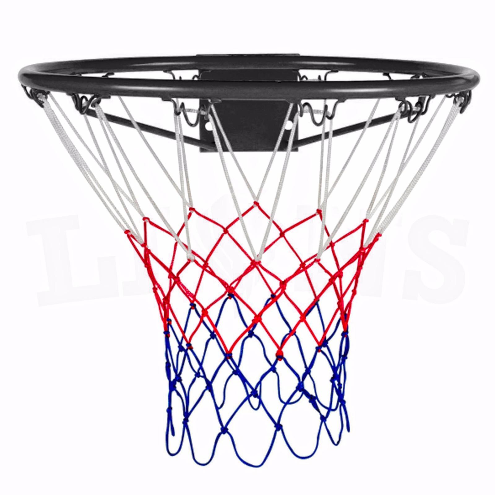 1600x1600 Basketball Hoop Ring Net Amp Wall Mounting Fixings Indoor Outdoor