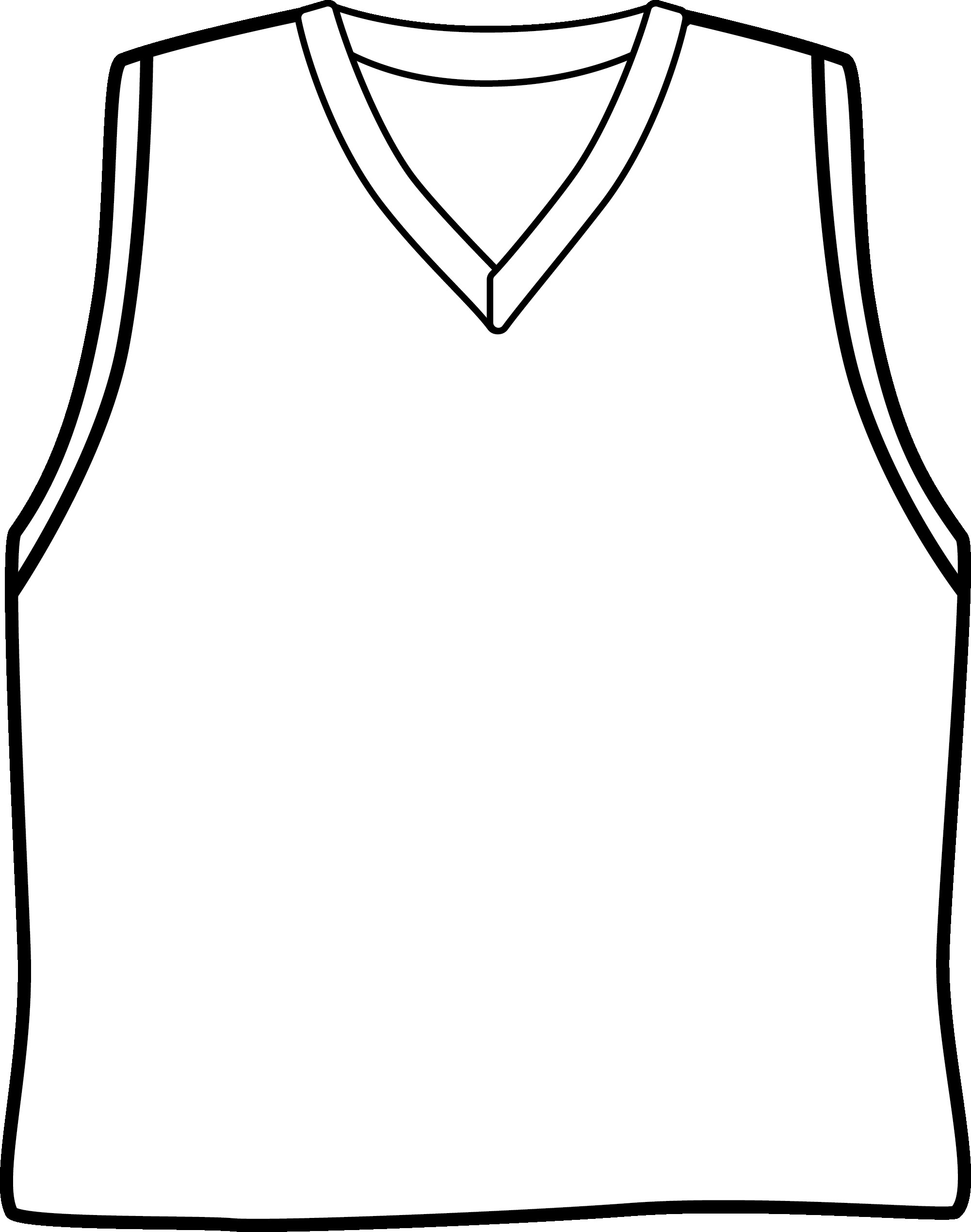Basketball jersey drawing at getdrawings free for personal use 2002x2540 invitation maker basketball inspirationalnew white basketball stopboris Gallery