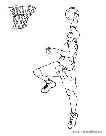 364x470 Nba Basketball Coloring Pages Basketball Color Page Mickey Mouse