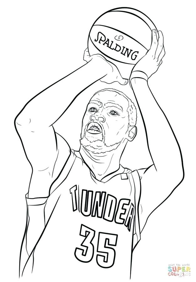 625x900 Nba Players Coloring Pages Basketball Jersey Coloring Pages Free