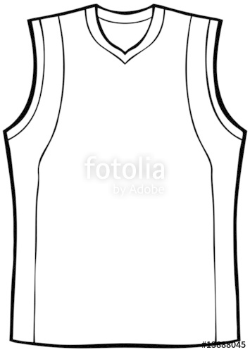 355x500 Basketball Jersey Stock Image And Royalty Free Vector Files