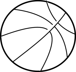 299x282 Basketball2 Clip Art
