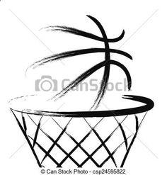 236x247 Orange Basketball