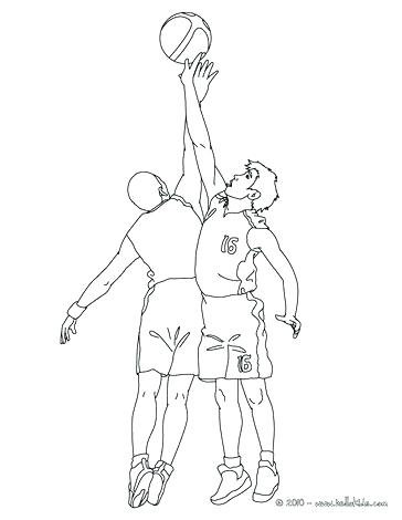 364x470 Basketball Players Coloring Pages Dunk Coloring Pages Nba Players